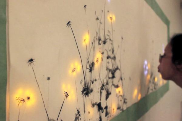 Pu Gong Ying Tu (Dandelion Painting)