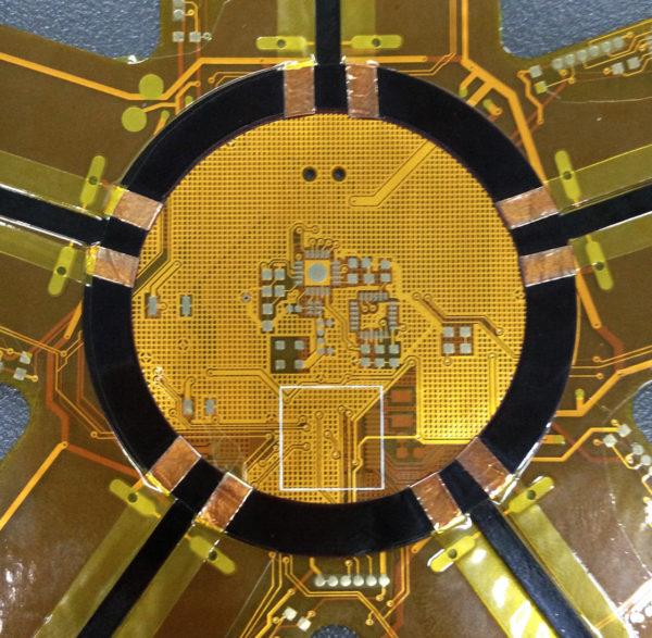 Flex PCB Robot