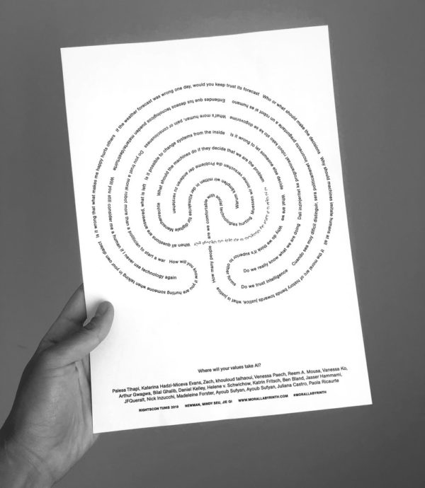 Moral Labyrinth